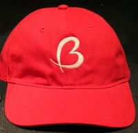 ball cap, red hat